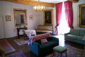 salon de la suite Jouy